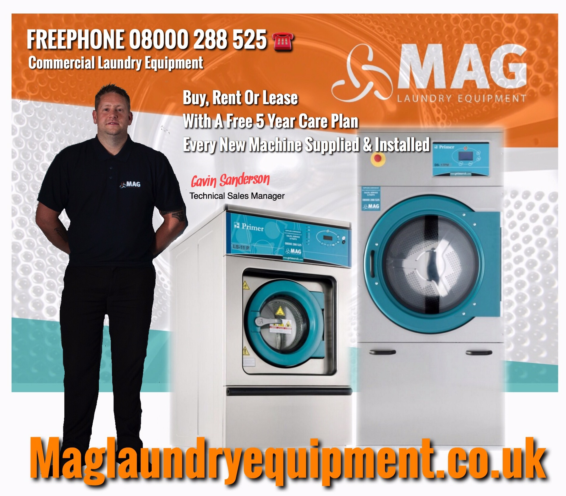 Buy, Rent or Lease laundry equipment?