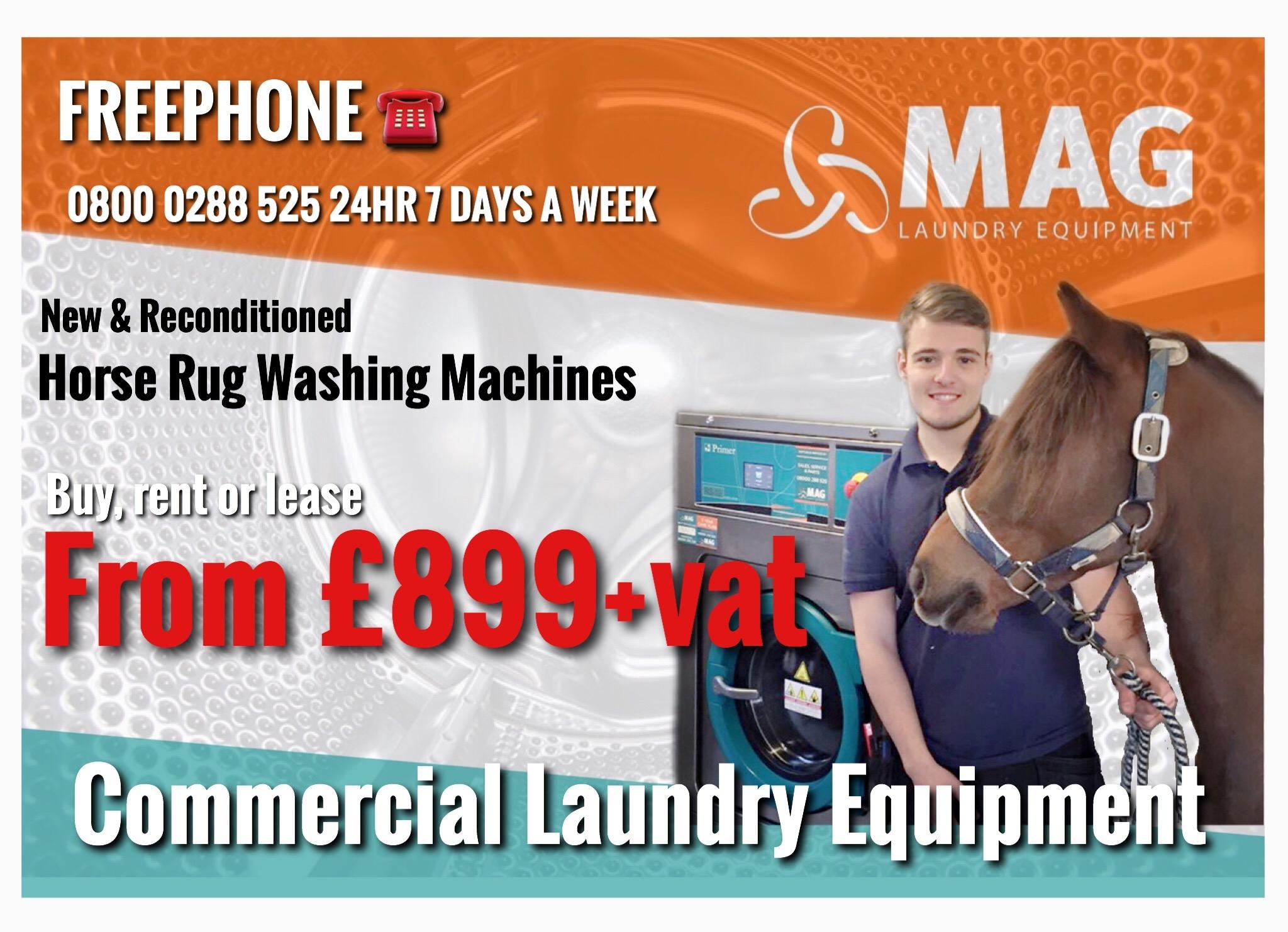 horse rug washing machine